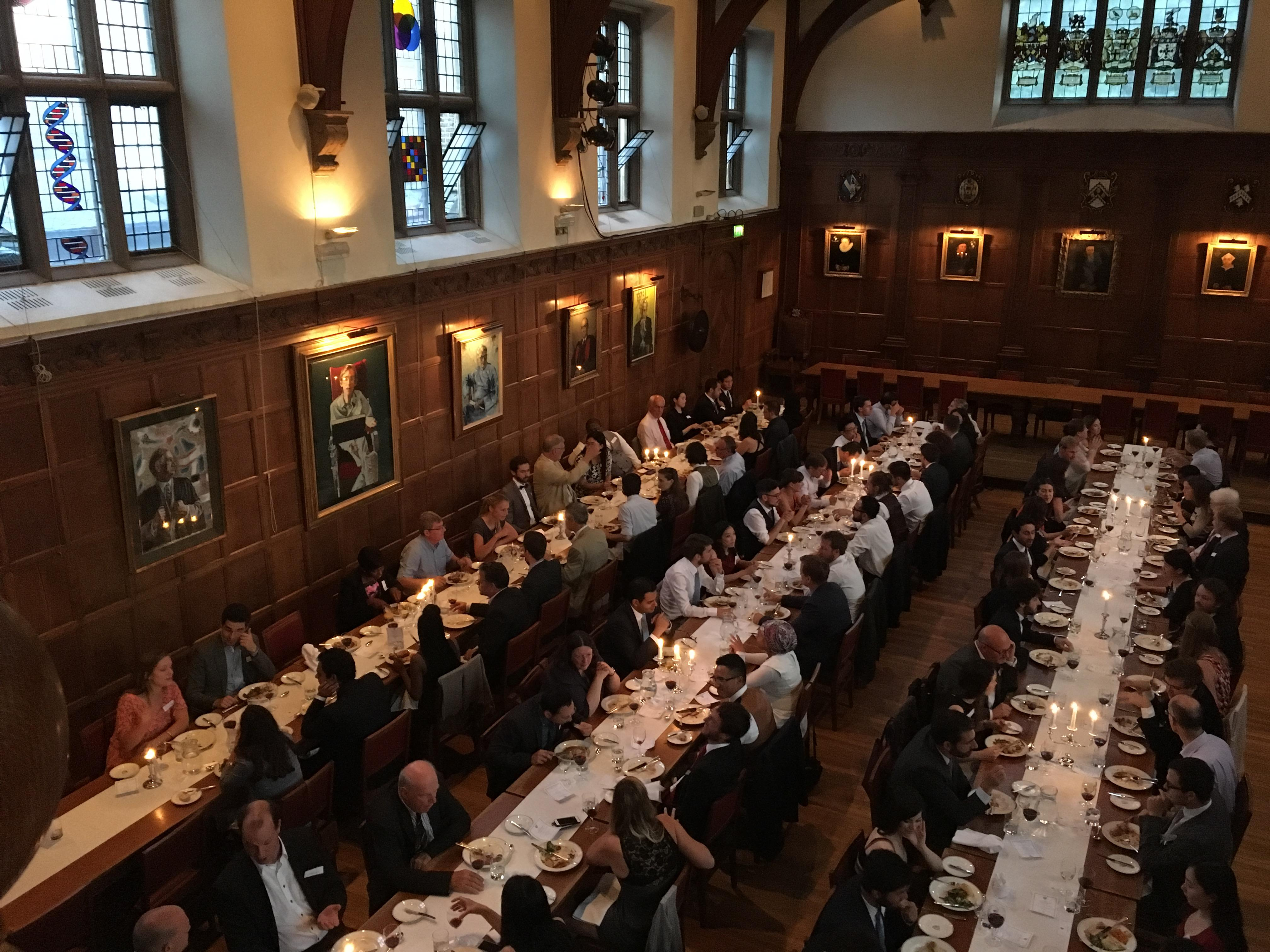ESD MPhil Dissertation Conference and Annual Dinner 2017