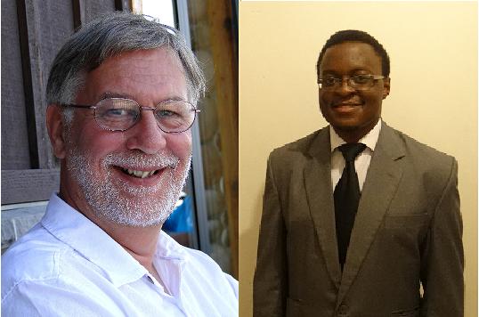 IChemE Senior Moulton Medal awarded to Dr Dick Fenner and Dr Feriha Mukuve