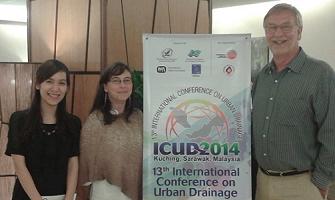 International Conference on Urban Drainage (ICUD 2014) in Kuching, Malaysia