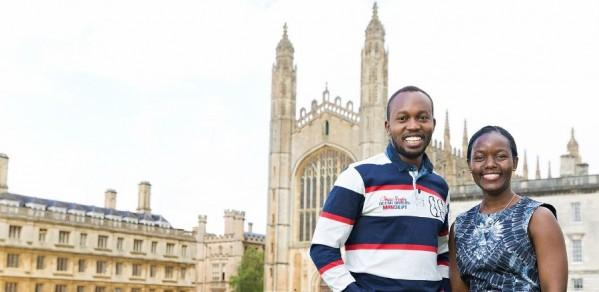 MPhil student on BBC radio discussing what Britain is like from the perspective of an African student